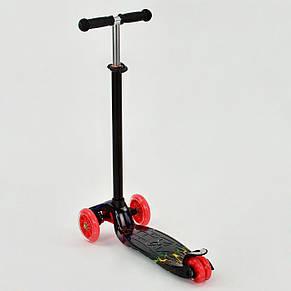 Самокат Best scooter MAXI граффити 1308, фото 2