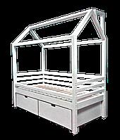 Детская кроватка Домик Стандарт S, фото 1