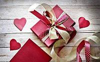 Товары для упаковки подарков