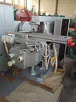 6Т82 - Станок консольно-фрезерный горизонтальный с поворотным столом - универсальный б/у, фото 1