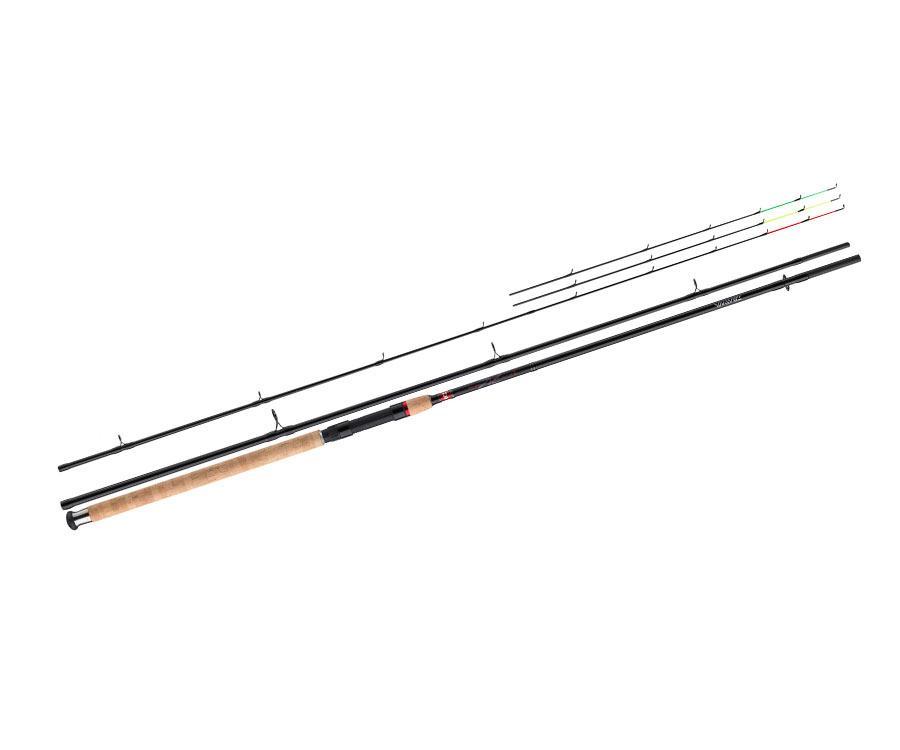 Фідерне вудлище Daiwa Ninja-X Feeder 3.6 м 50-150г
