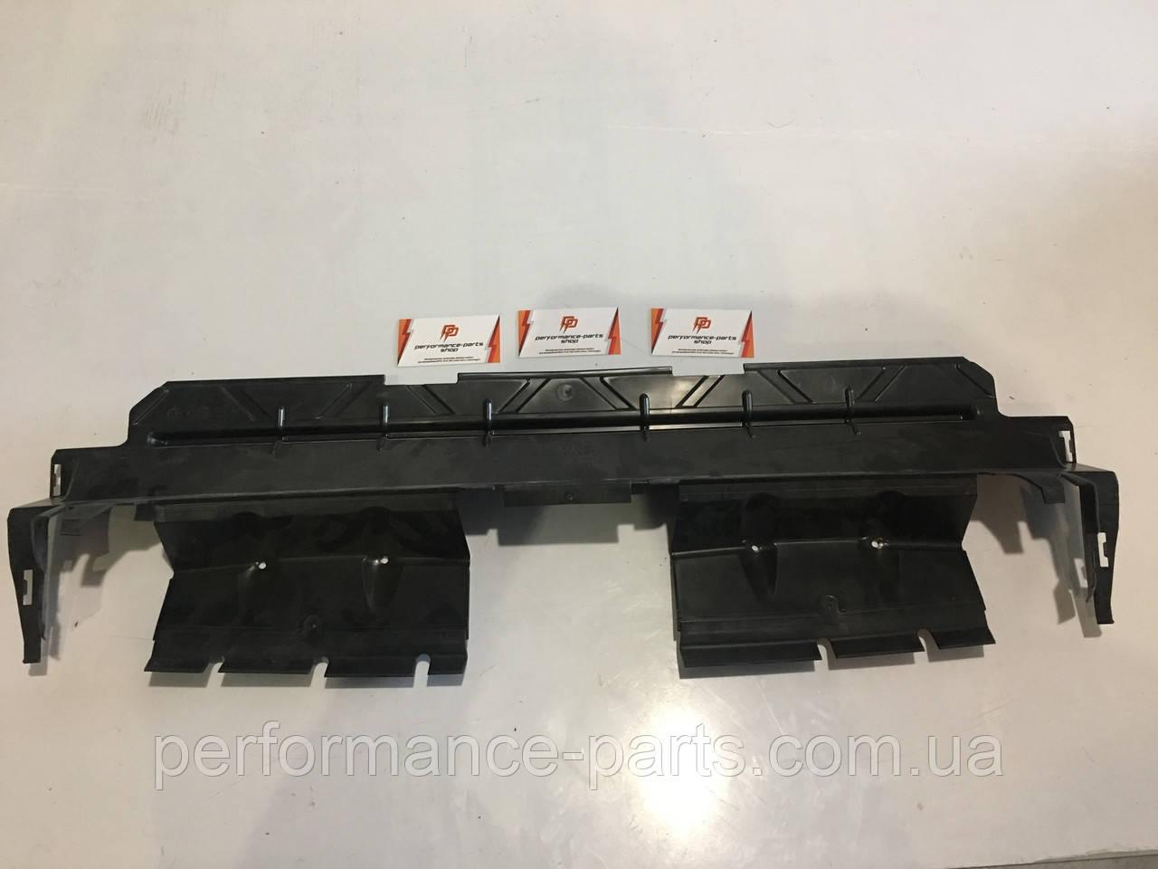 Воздуховод радиаторов Audi Q7 4M 4M0121285J