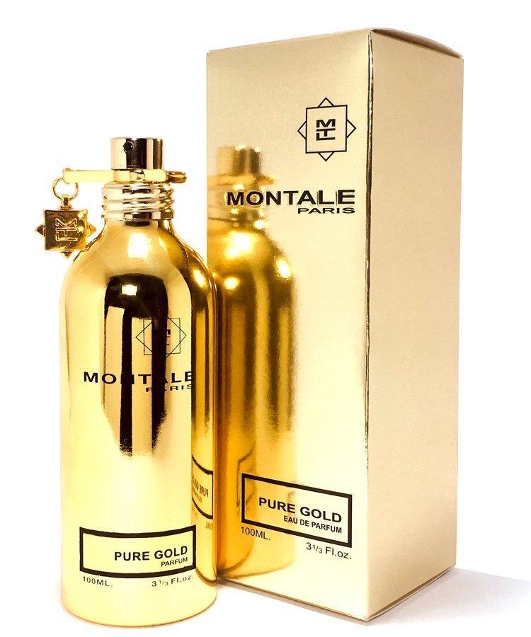 Женская парфюмированная вода Montale Pure Gold edp 100ml реплика
