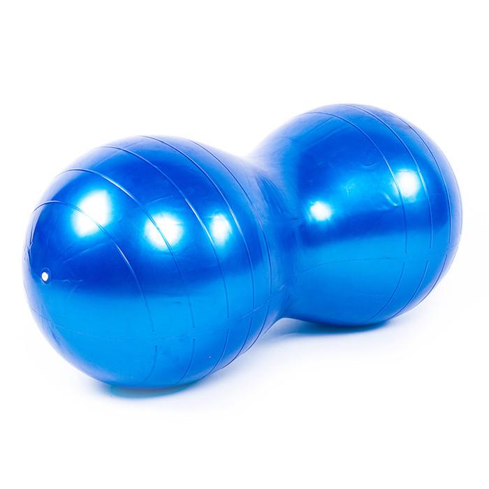 "Мяч фитнес ""арахис"" 45*90 см, GymBall KingLion, цвета в ассортименте."