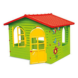Домик Mochtoys XXL (красная крыша)
