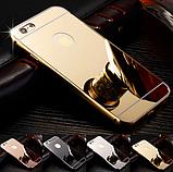 Алюминиевый чехол бампер для iPhone 5/5s/Se, фото 4