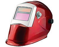 Зварювальна маска VITA Apache Rapid Crystals червона