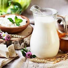 Закваски для кисломолочных продуктов (на 3 л молока)