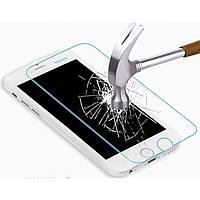 Защитное стекло iPhone 6 красное 6D (тех упаковка)