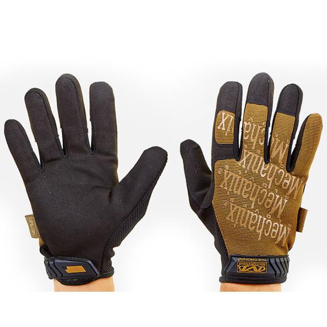 Перчатки тактические с закрытыми пальцами MECHANIX BC-5623 (реплика)