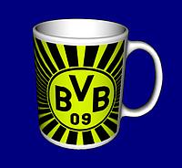 Чашка Боруссия Дортмунд, фото 1