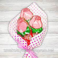 Пряничный букет роз