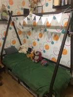 LNK Детская кроватка Индейская, фото 1