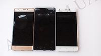 Дисплей (LCD) Nomi i506 Shine + сенсор золотой