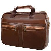 77a0ebd1e47f Сумка повседневная ETERNO Кожаная мужская сумка с карманом для ноутбука  ETERNO (ЭТЭРНО) RB-