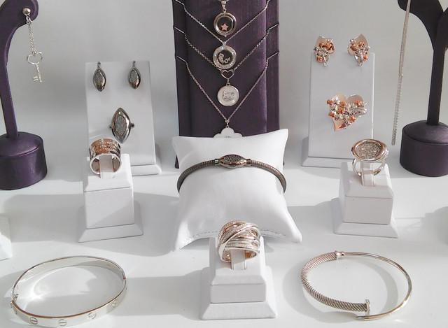 Итальянская коллекция серебряных украшений/Італійська колекція срібних прикрас