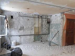 Демонтаж стен и перегородок в Днепре