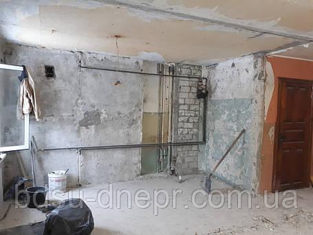 Демонтаж стен и перегородок в Днепре, фото 2