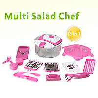 Овощерезка Multi Salad Chef 13в1