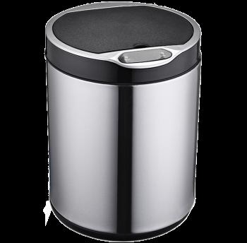 Сенсорная корзина для мусора без внутреннего ведра 20 литров
