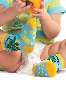 Демисезонные детские носки