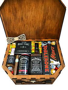 Подарок оригинальный на День Рождения мужчинам, шефу, боссу, начальнику корпоративные подарки