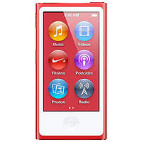 Apple iPod Nano 7Gen 16GB RED (MD744)
