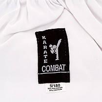 Кімоно карате Сombat 8oz, 170см, фото 3