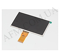 Дисплей (LCD) China-Tablet PC 7 (164*97мм) 50 pin (1024*600) Nomi C07004 Sigma +/ Np725