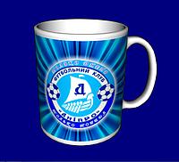 Чашка ФК Днепр, фото 1