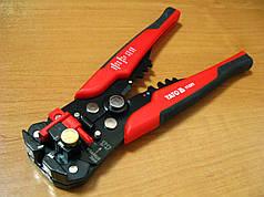 Клещи для зачистки и обжима проводов Yato YT-2313