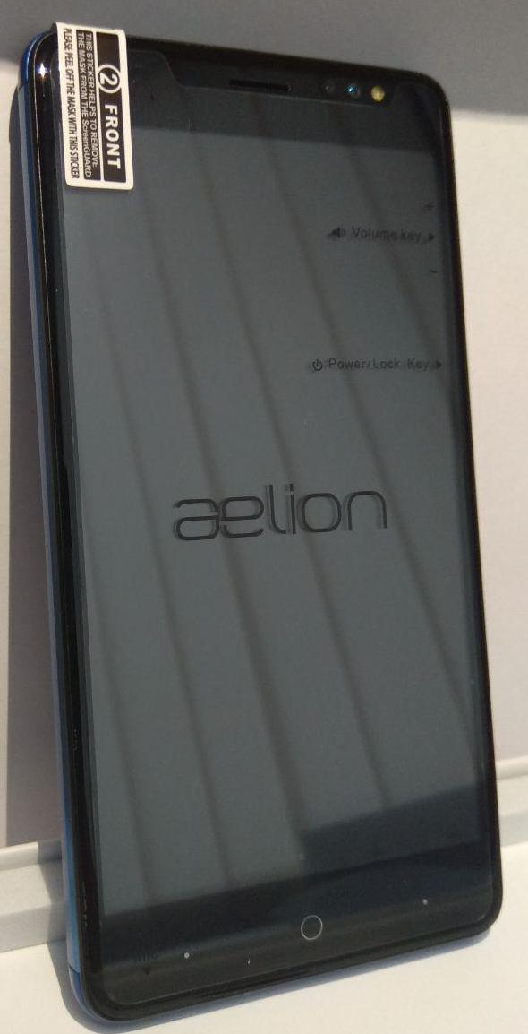 Смартфон AELion i8 2/16Gb Blue Гарантия 12 месяцев