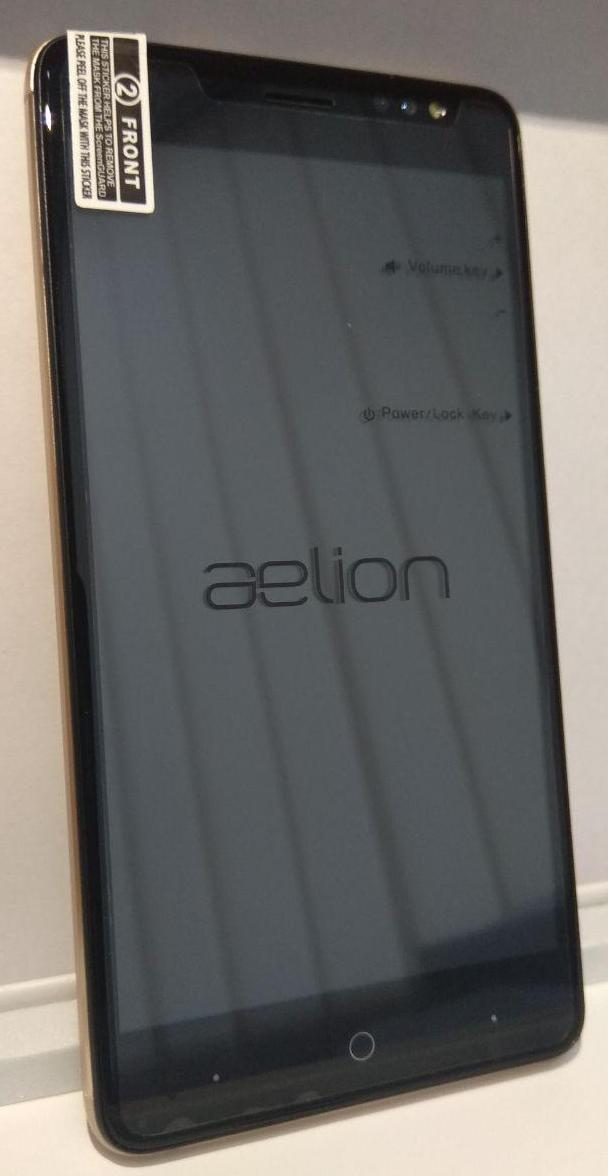 Смартфон AELion i8 2/16Gb Gold Гарантия 12 месяцев