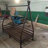 LNK Дитяче ліжечко Індіанська плюс, фото 2