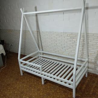 LNK Детская кроватка Индейская плюс