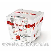 """Букет из конфет Raffaello """"Белые розы"""", фото 3"""