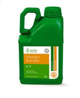 Контактно-кишечный инсектицид Нокаут Екстра (5л), для озимой пшеницы и сои от вредителей посевов