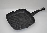 Сковорода гриль Benson BN-311 (28*28*4 см), фото 1