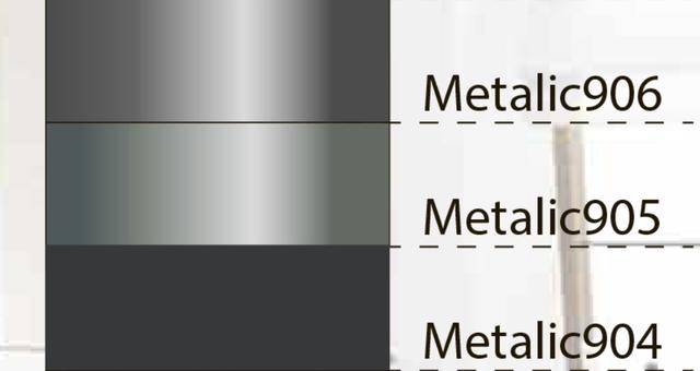 Эксклюзивные натяжные потолки Франция Metalic 904