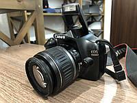 Дзеркальний фотоапарат Canon EOS 1100D 18-55 EF-S II, фото 1