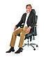 Офисное кресло 550/560-IQ-S, фото 9