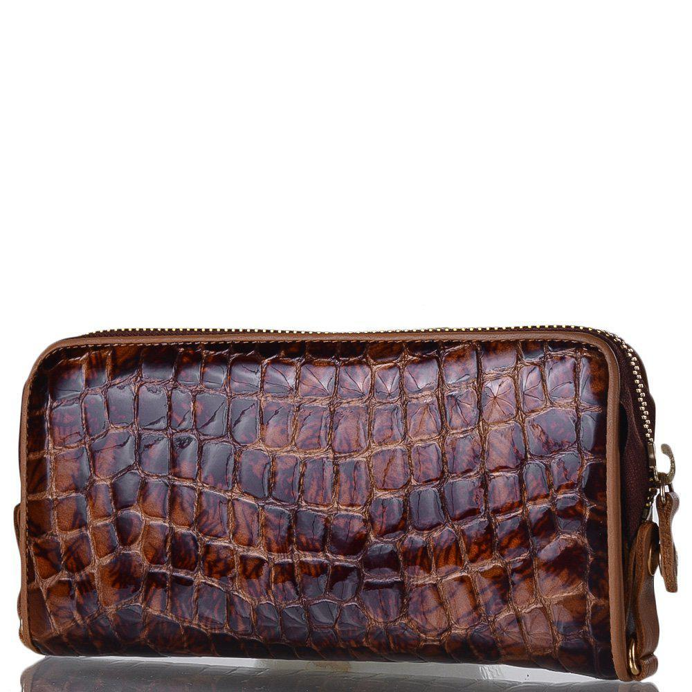 Кошелек или Портмоне Wanlima Кошелек женский кожаный WANLIMA (ВАНЛИМА) W82042670115