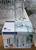 Набор высоких стопок Luminarc, объем 50 мл * 6 шт