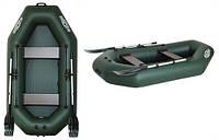 Надувная гребная лодка Колибри К-240