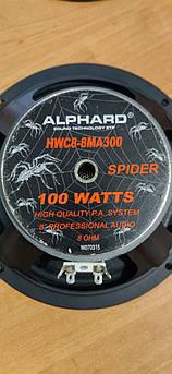 Колонки Alphard HWC8-8MA300