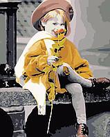 Художественный творческий набор, картина по номерам Кокетка, 40x50 см, «Art Story» (AS0453)