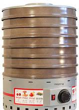 Сушилка для овощей и фруктов Профит-М ЭСП-02 на 7 решеток. Электросушилка ProfitM