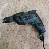 Дрель электрическая Craft-tec PXID243 900 Вт. Крафт-Тек, фото 4