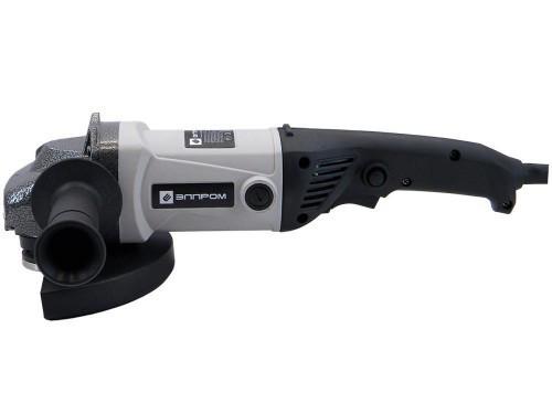Болгарка Элпром 180 ЭМШУ-1500. Удлиненная ручка. Угловая шлифмашина (УШМ)