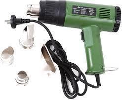 Фен промышленный Craft-Tec PLD-2000. Фен Крафт-Тек